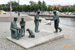 Goteborg Wharfside