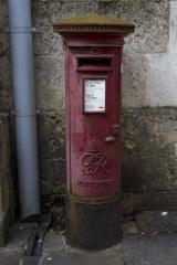 Showing its age in Queens' Lane, Oxtord