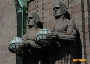 Helsinki Station Guardians