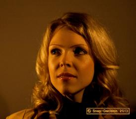 Lynne by Candlelight