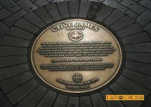 Clive James, Sydney Harbour