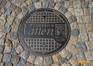Stockholm water grid