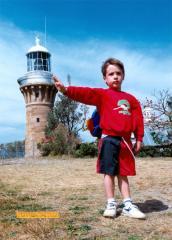 Lighthouse Boy