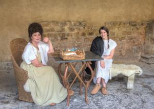 Roman Ladies, Bath