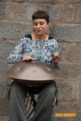 Percussionist, Figeres, Catalonia