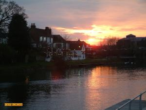 Staines-on-Thames