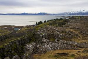 Pingvelllir, birthplace of Iceland