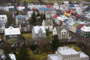 Reykjavik Houses