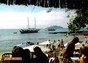 Beach Restaurant, Buzios, Rio
