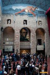 Salvador Dali Theatre, Figeras, Catalonia