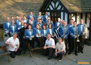 Wingates Band and the Houghton Weavers